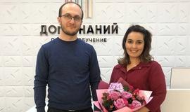 Педагог Дома Знаний Егана Курбанова признана лучшим учителем города Махачкалы