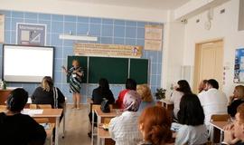 Лучшие педагоги России провели мастер-классы для учителей Дагестана