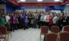 В Махачкале начал свою работу форум учителей года России