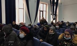 Родители посёлка Талги познакомились с онлайн-школой «Дом Знаний»