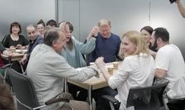 Участники форума «Учителя года России в Махачкале» сыграли в интеллектуальный квиз «Игра с умом»