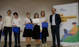 Учащиеся махачкалинской СОШ №60 стали участниками проекта «Школа профессионалов будущего»