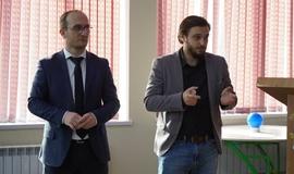 Онлайн-школа «Дом Знаний» презентовала свою платформу обучения в Дербенте